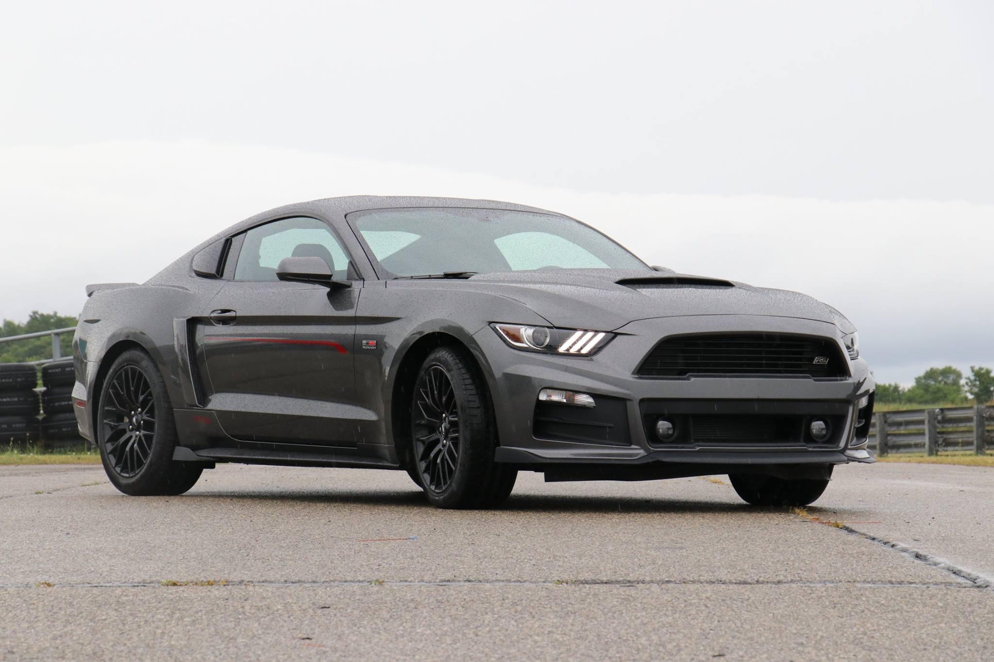 ROUSH RS Mustang – Entry Level Performance for Under $30K