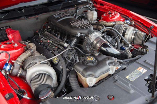 mustang fan club mustangfanclub instagram meet beaver bar mw16 week myrtle beach south carolina boss 302 twin turbo built motor