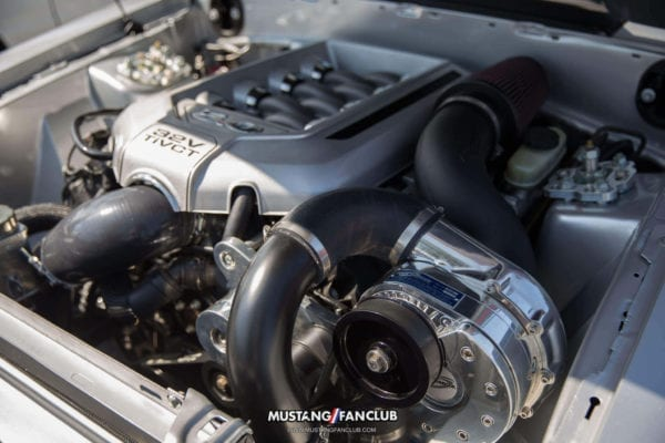 mustang week 2016 mw16 mustangfanclub mustang fan club meet and greet coyote swapped foxbody swap procharger supercharged forced induction