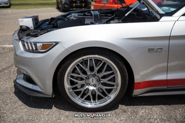 mustang week 2016 mw 16 mw16 myrtle beach speedway autocross track day car show sve performance wheels