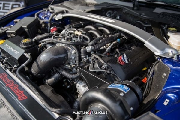 mustang week 2016 mw16 mustangfanclub mustang fan club car show myrtle beach mall procharger procharged centrifugal supercharger