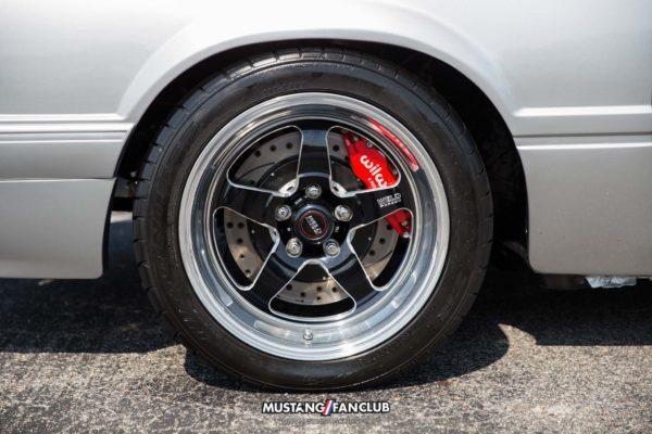 mustang week 2016 mw16 mustangfanclub mustang fan club car show myrtle beach mall weld wheels wilwood brakes