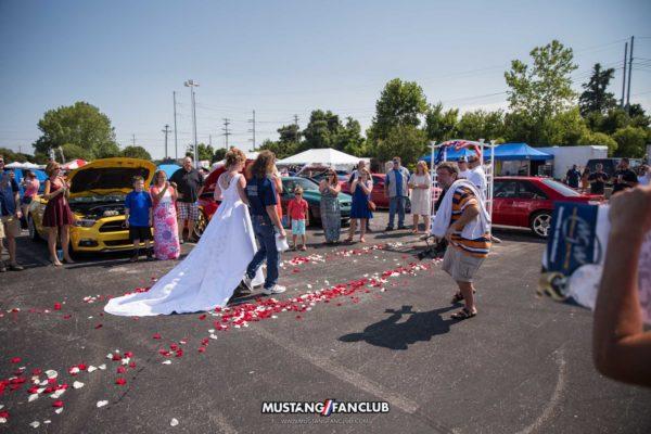 Mustang Week 2016 MW16 Mustangfanclub Fan Club photography mustangs car show wedding