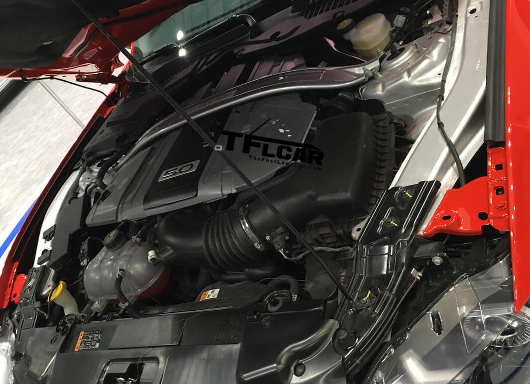 2018 18 Mustang Engine Bay Mustangfanclub Fan Club Release