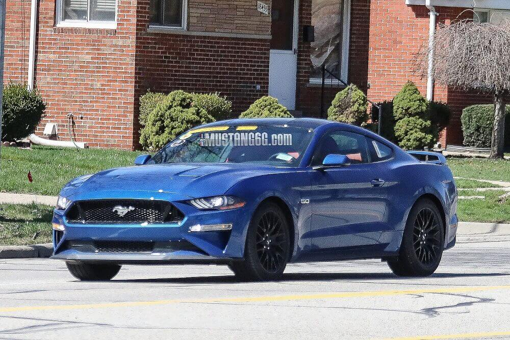 2018-mustang-gt-performance-pack-lightning-blue | Mustang Fan Club