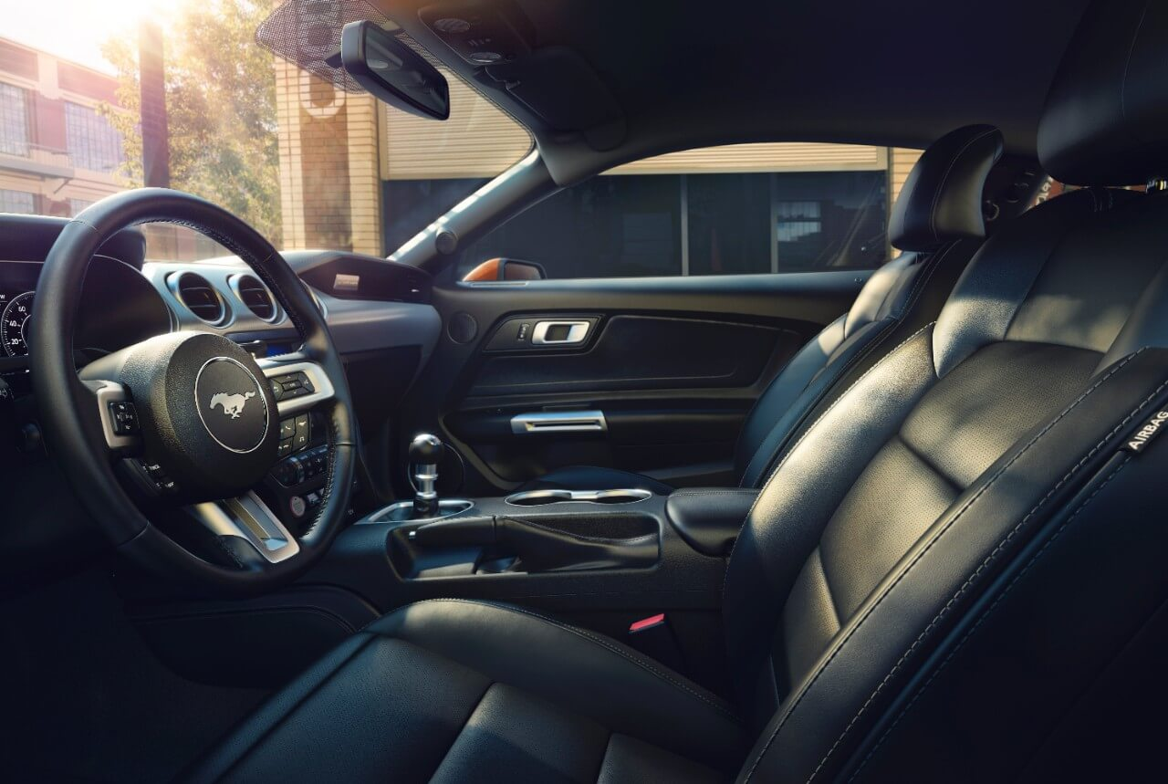 2018 mustang interior facelift release