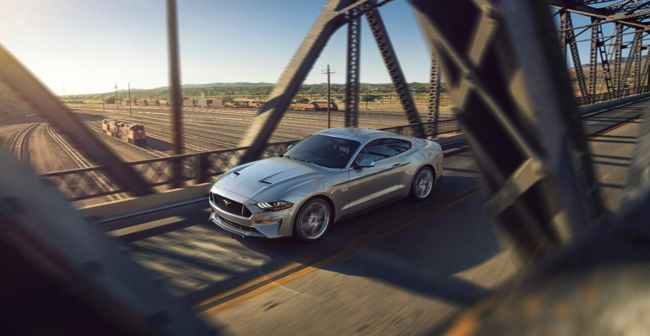 2018 Mustang Officially Released!