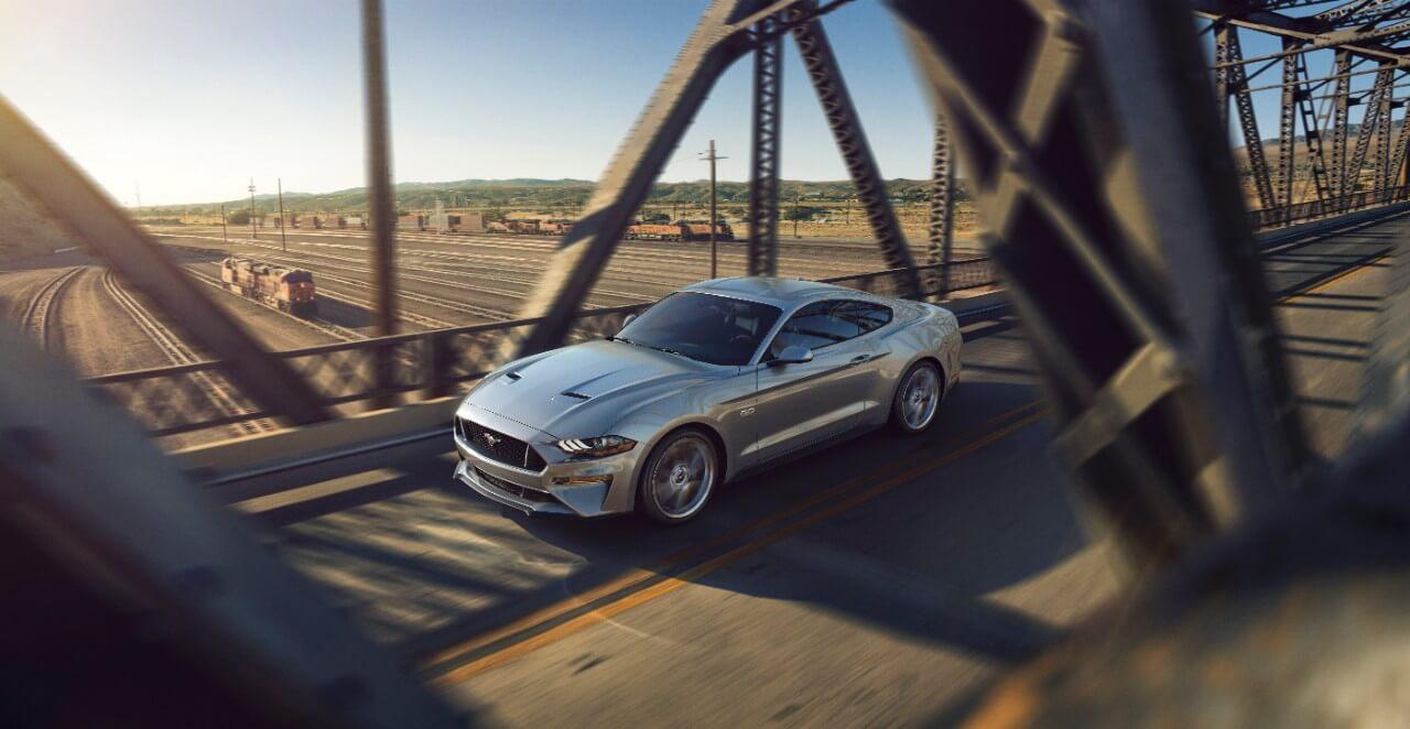 2018 Mustang facelift release