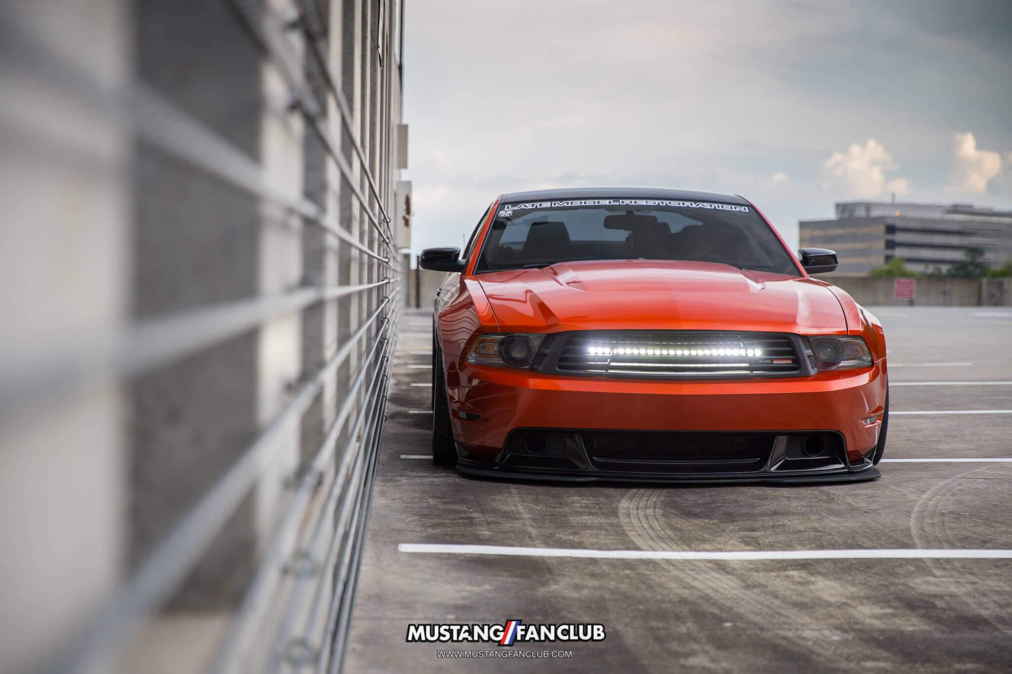 #FeatureCar: Fiery Orange S197!
