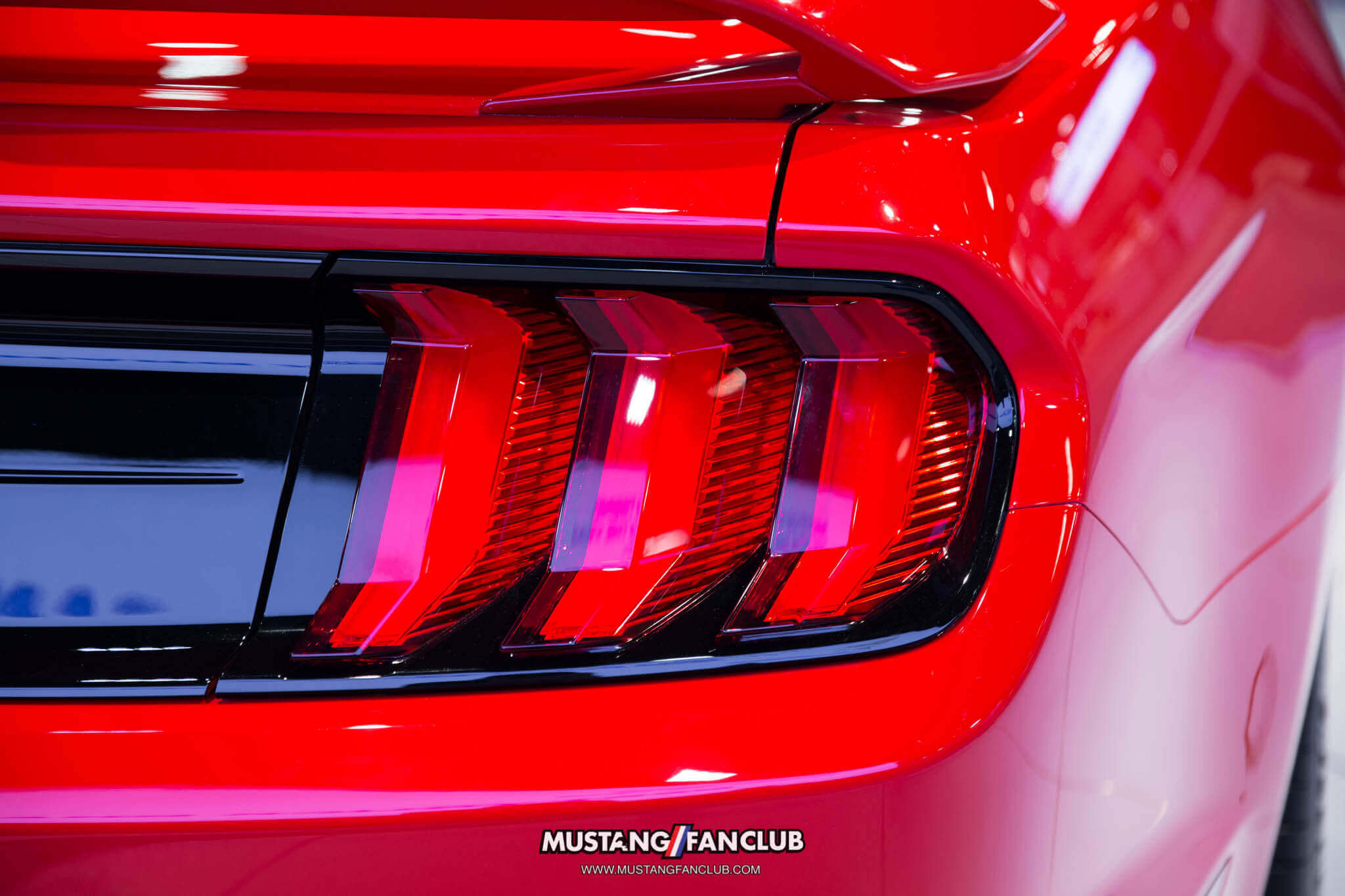 2018 18' 18 Mustang S550 mustangfanclub fan club atlanta international auto show 17 2017 AIAS17 AIAS2017 new race red gt500 mach 1 bullit gt performance package