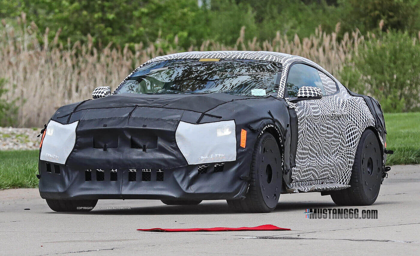 What could Ford's upcoming performance vehicle be named?