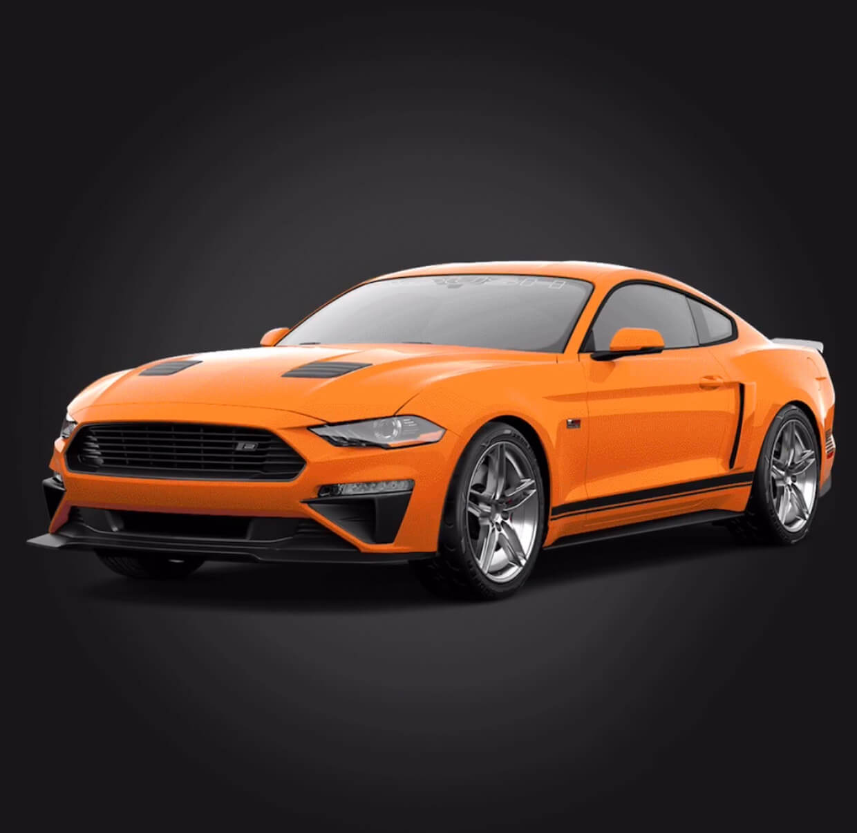 2018 ROUSH Mustang is finally here!