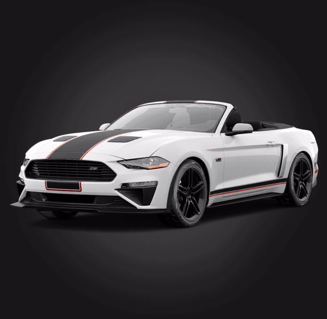 2018 Roush Mustang Sneak Peek