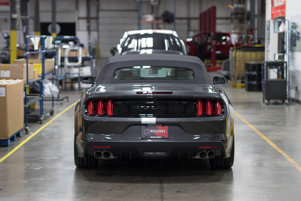 mustang ROUSH stage 3