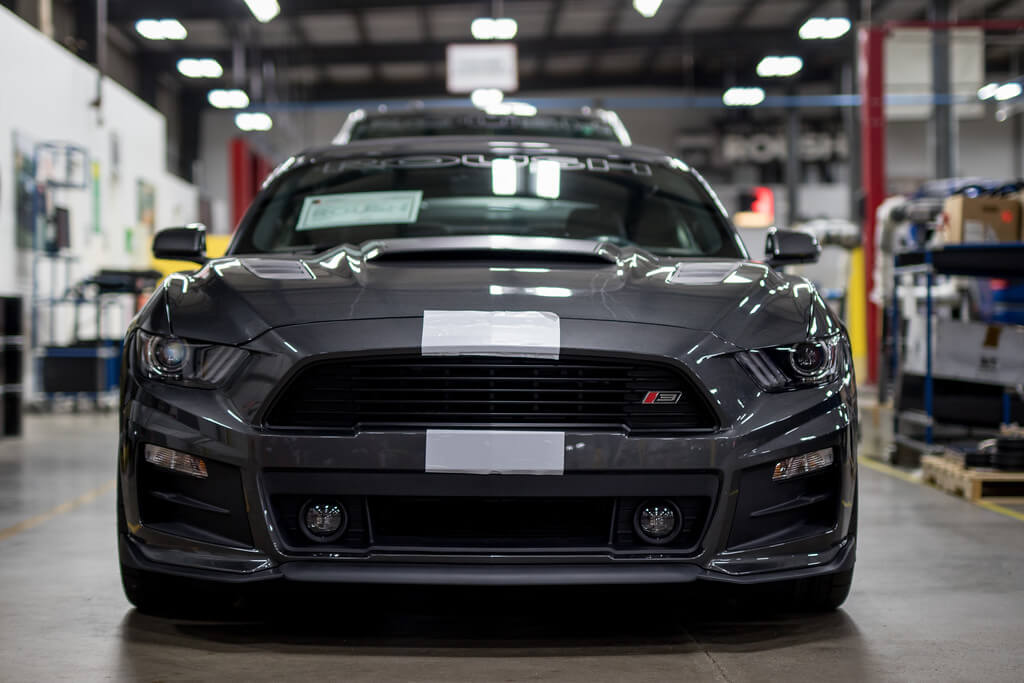 2017 ROUSH stage 3 mustang