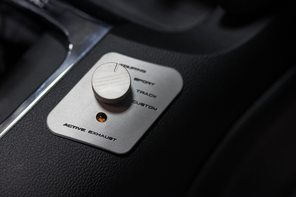 roush performance active exhaust