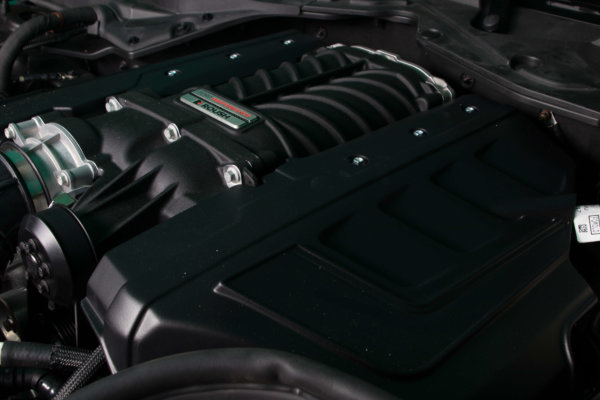 ROUSH supercharger coil covers