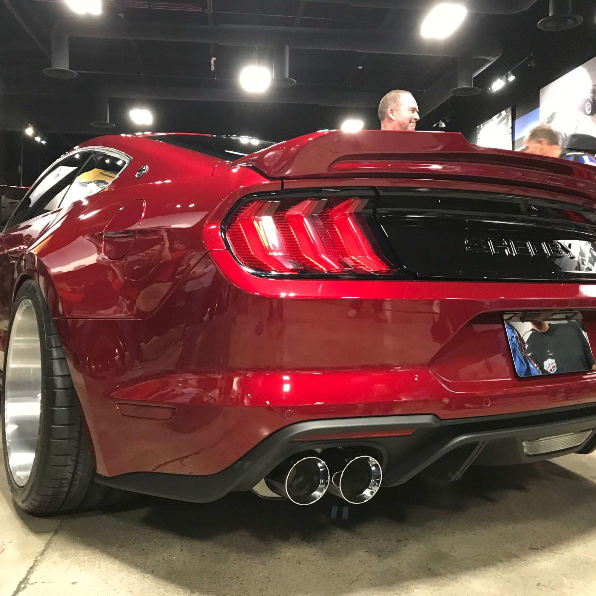 2018 shelby 1000 5.2l whipple supercharger