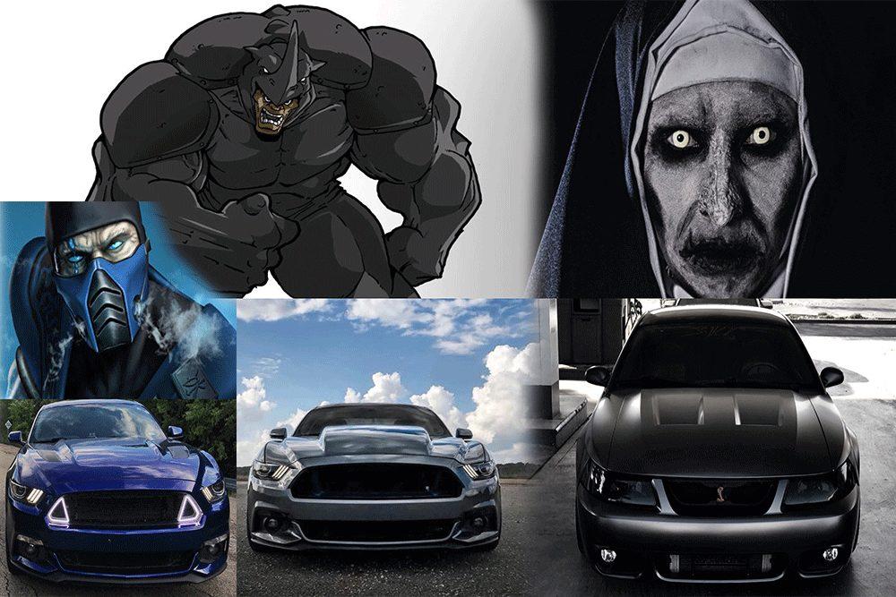 if my car was a villain challenge