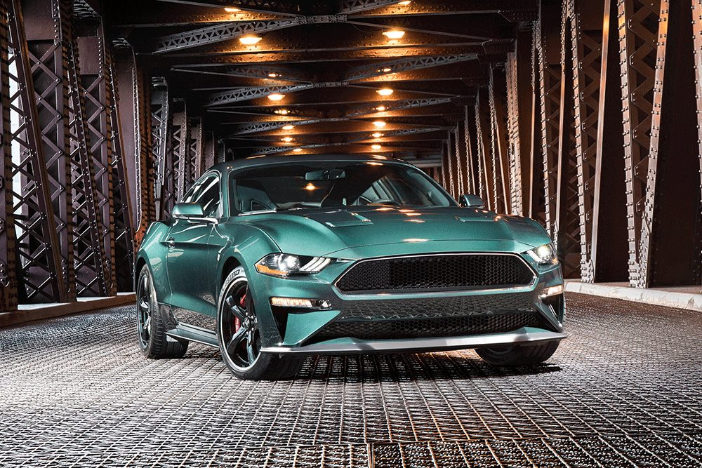 2019 Bullitt Mustang