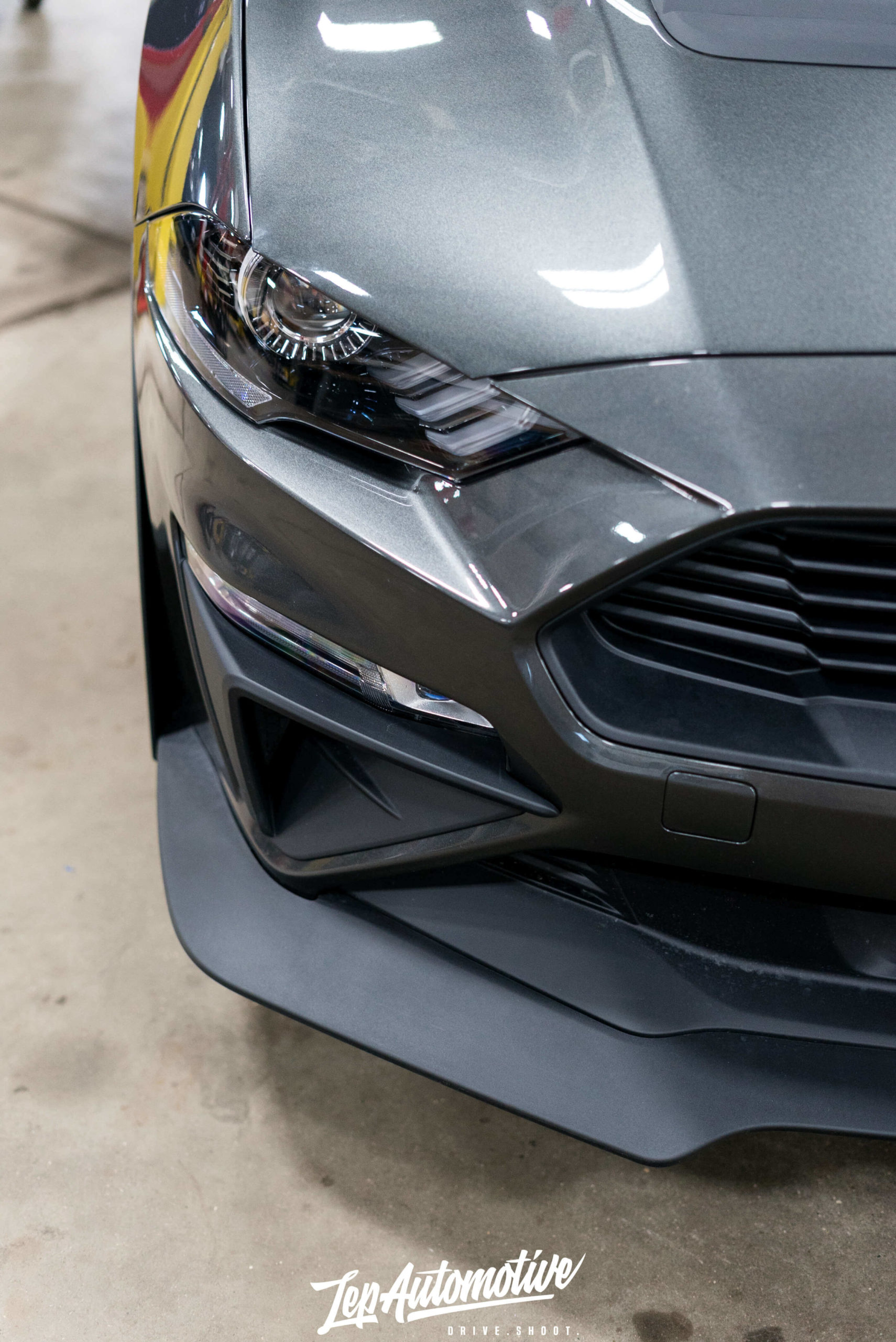 magnetic grey ROUSH stage 2