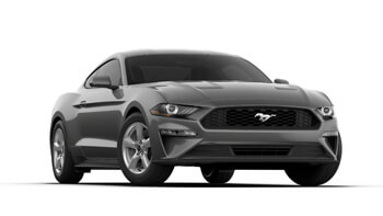 2019 mustang magnetic grey