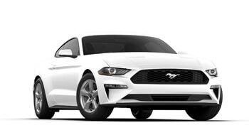 2019 mustang oxford white