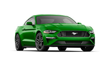 2019 mustang need for green