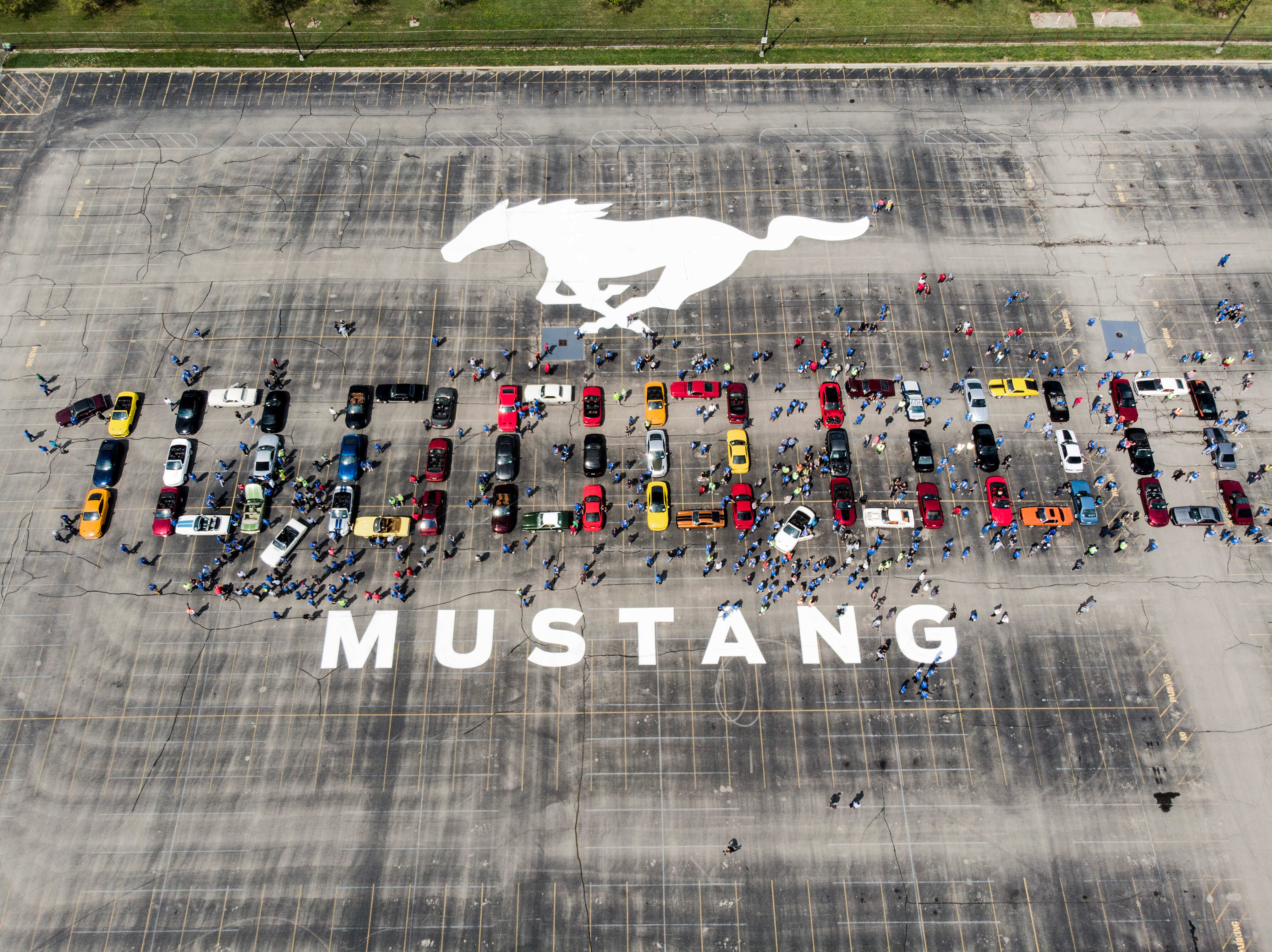 10 Millionth Ford Mustang has been leaked