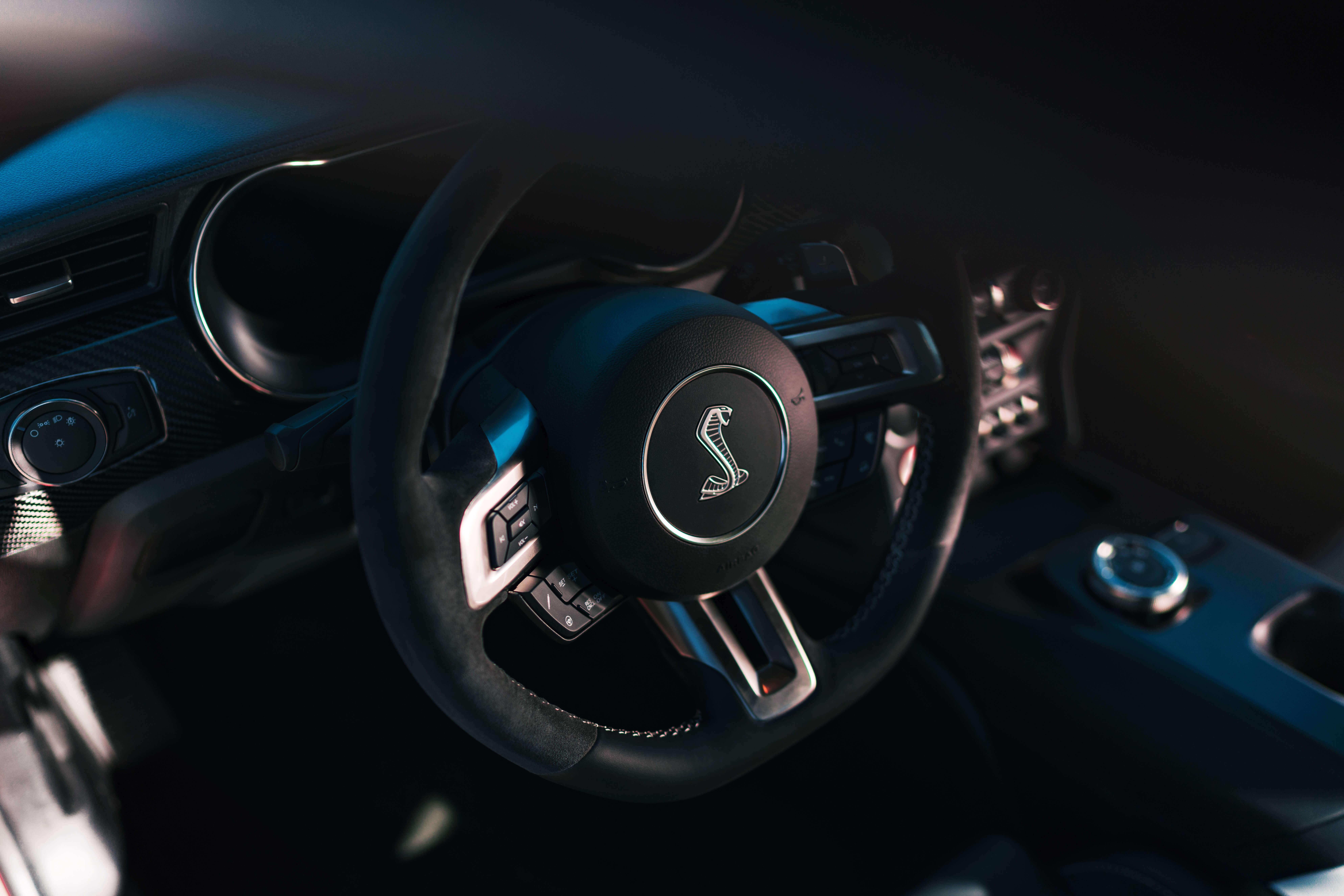 shelby gt500 steering wheel