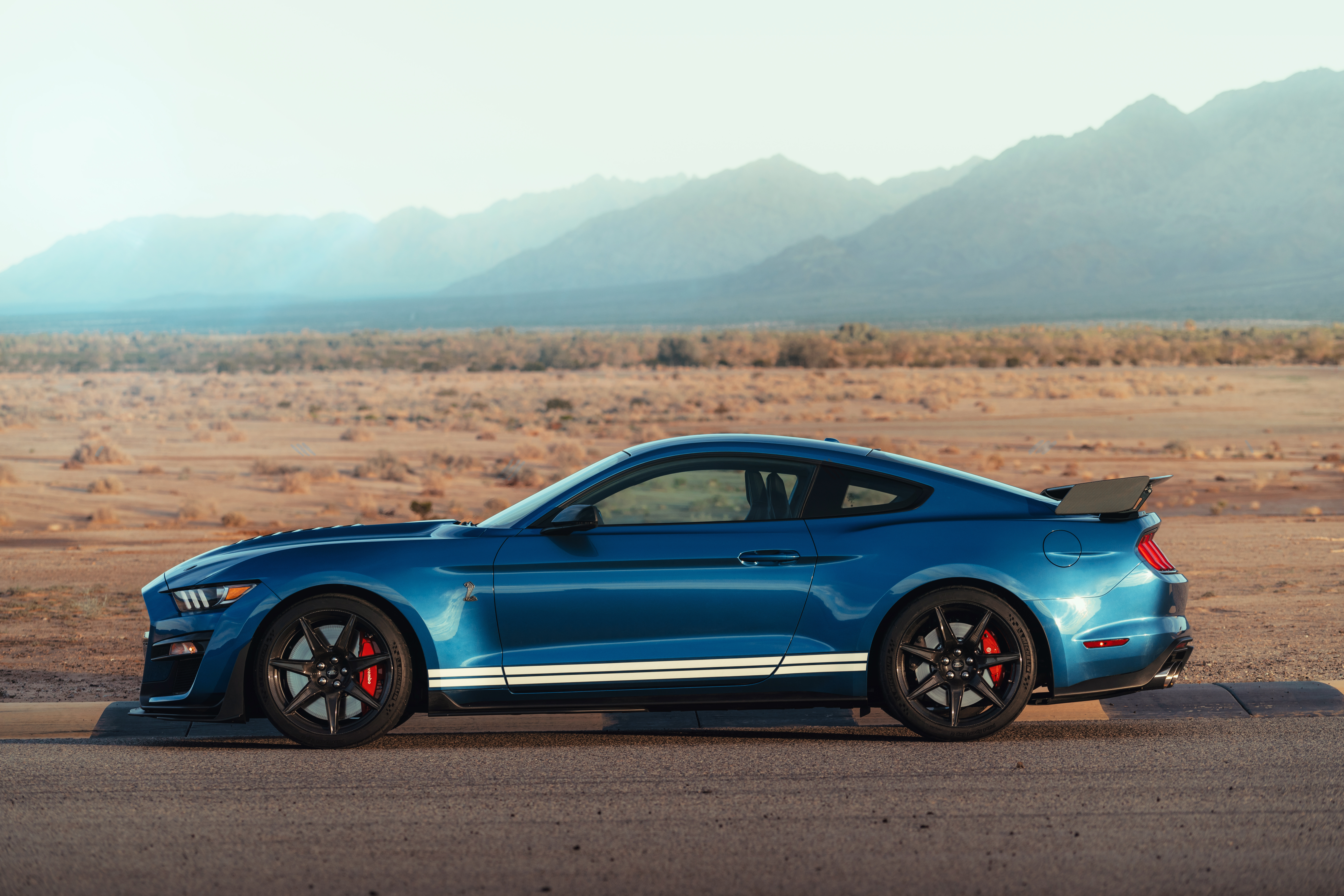 The 2020 Shelby GT500 is the fastest street-legal Mustang EVER