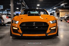 2020 mustang color options twister orange