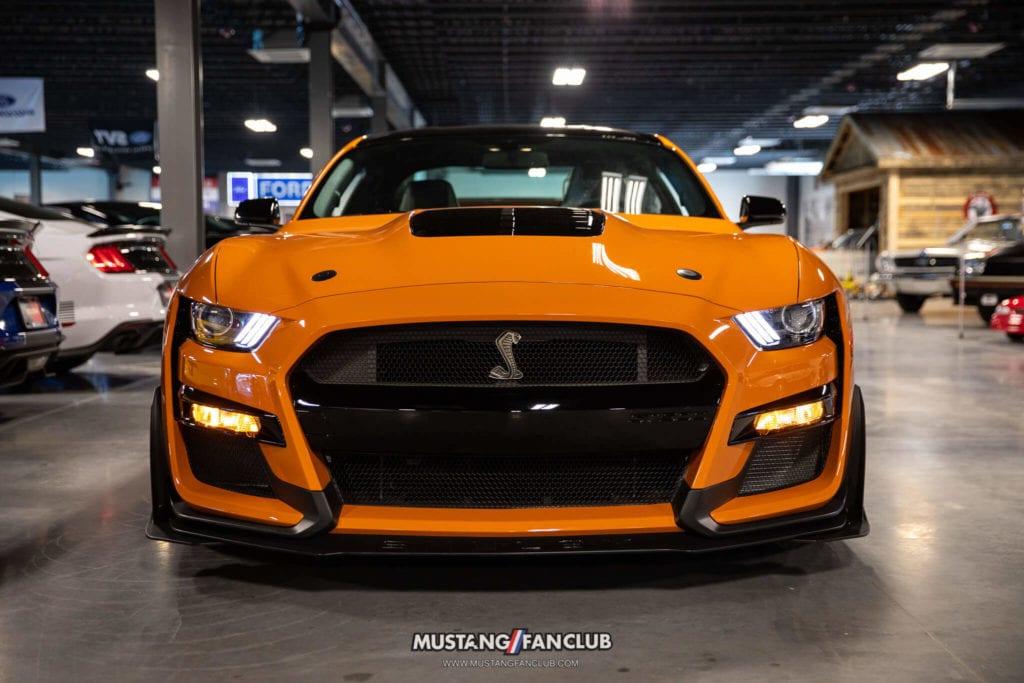 Twister Orange Shelby GT500