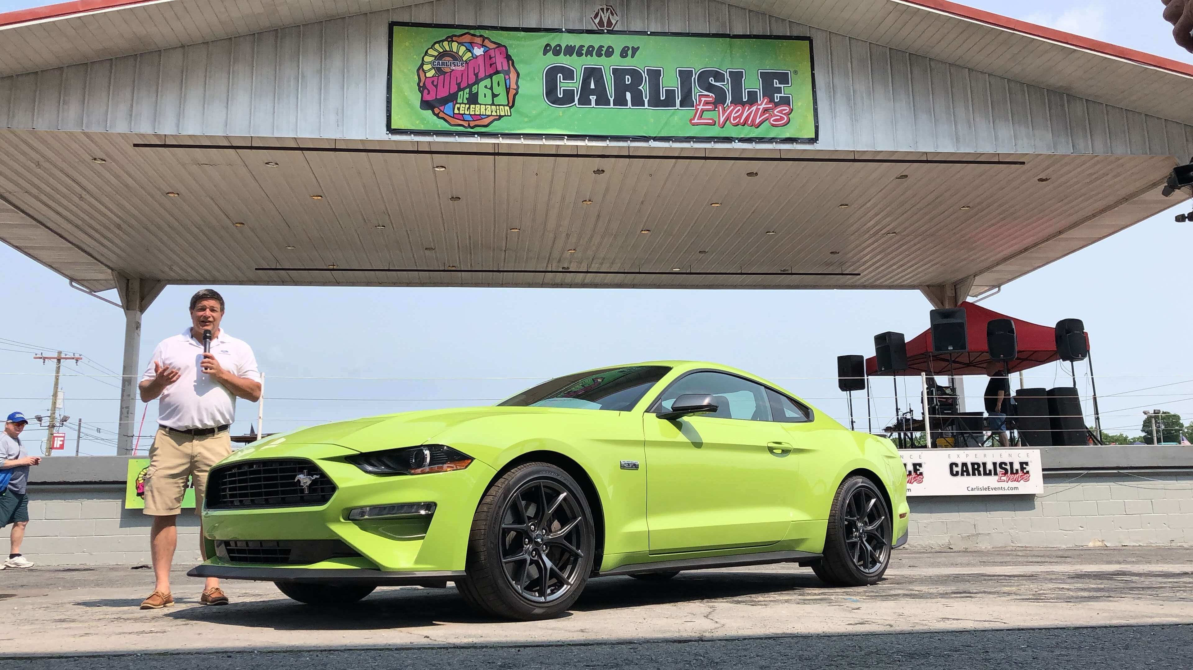 Carlisle Ford Nationals EcoBoost HiPo