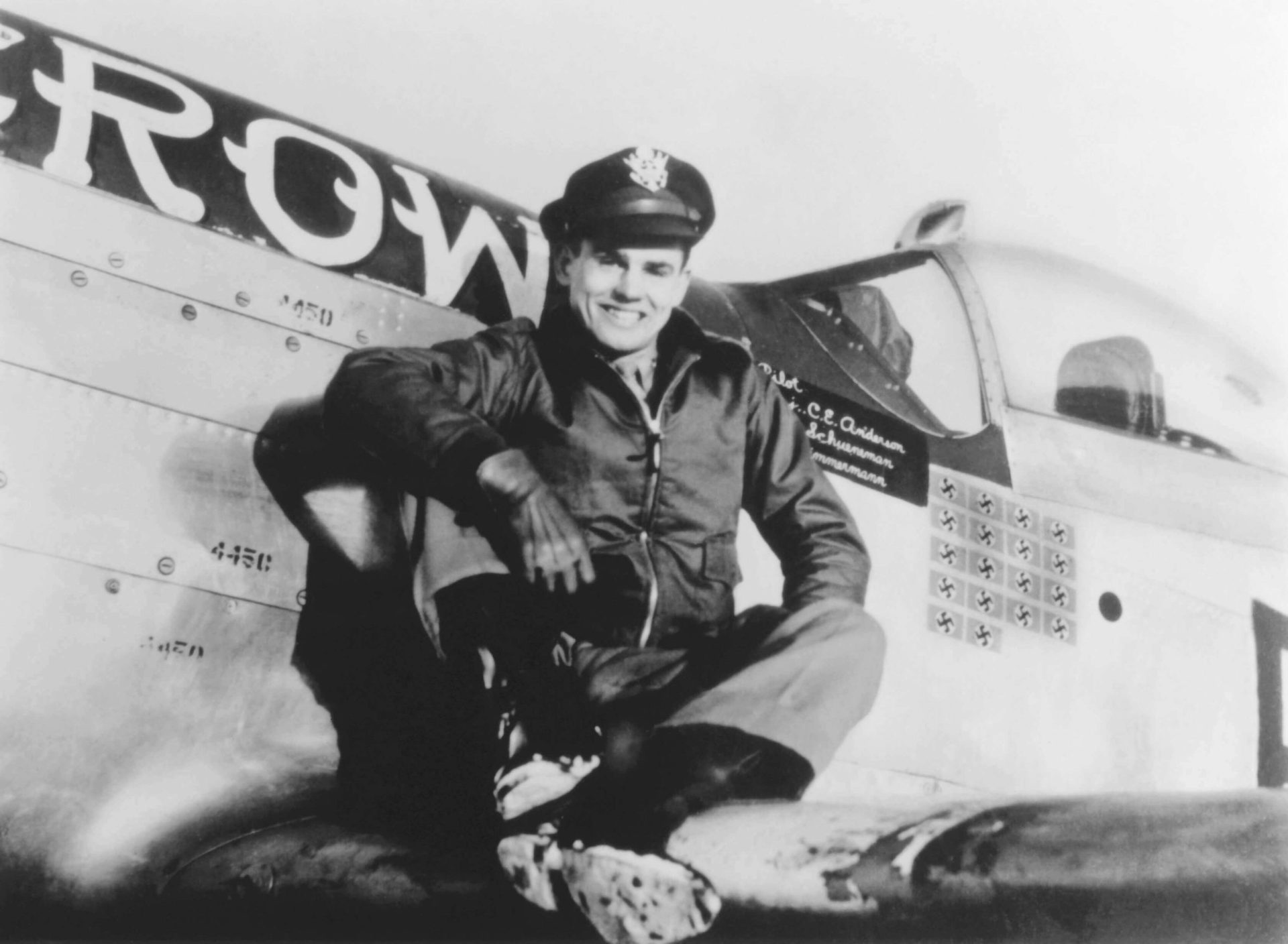 Bud Anderson Mustang P-51