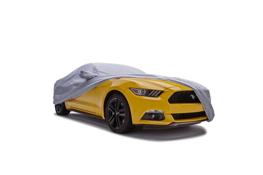 Custom fit Mustang car cover from Carcover.com