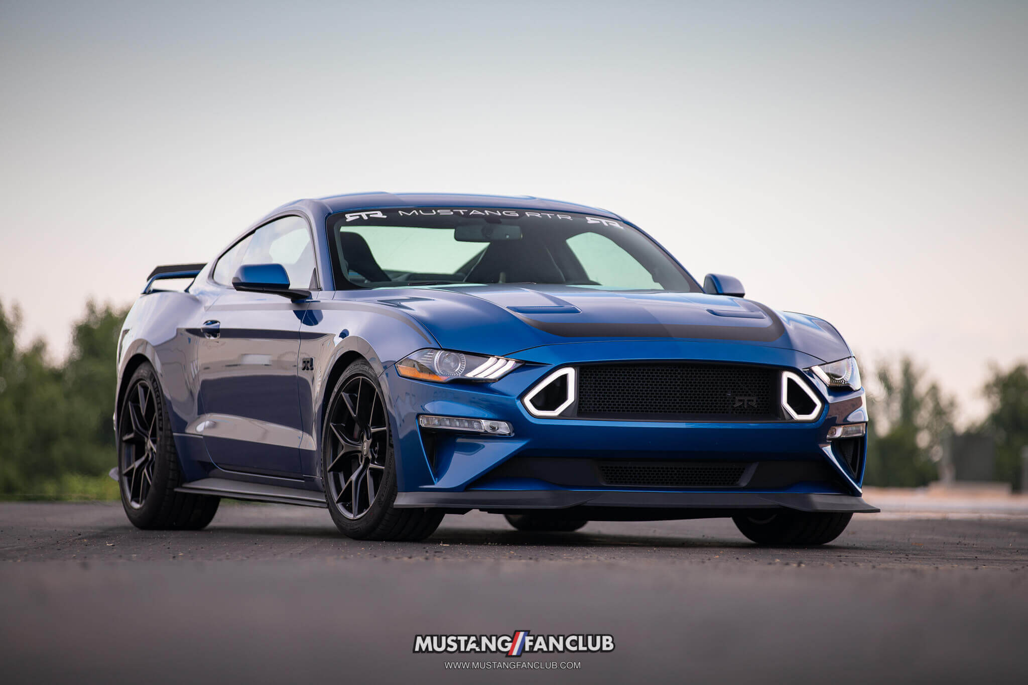 The 2019 Mustang RTR Series 1 is Ready to Rock!