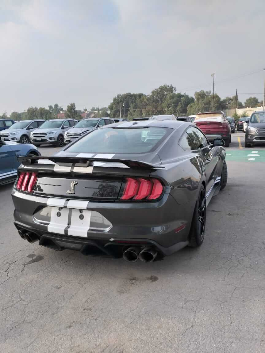 2020 Shelby GT500 Magnetic