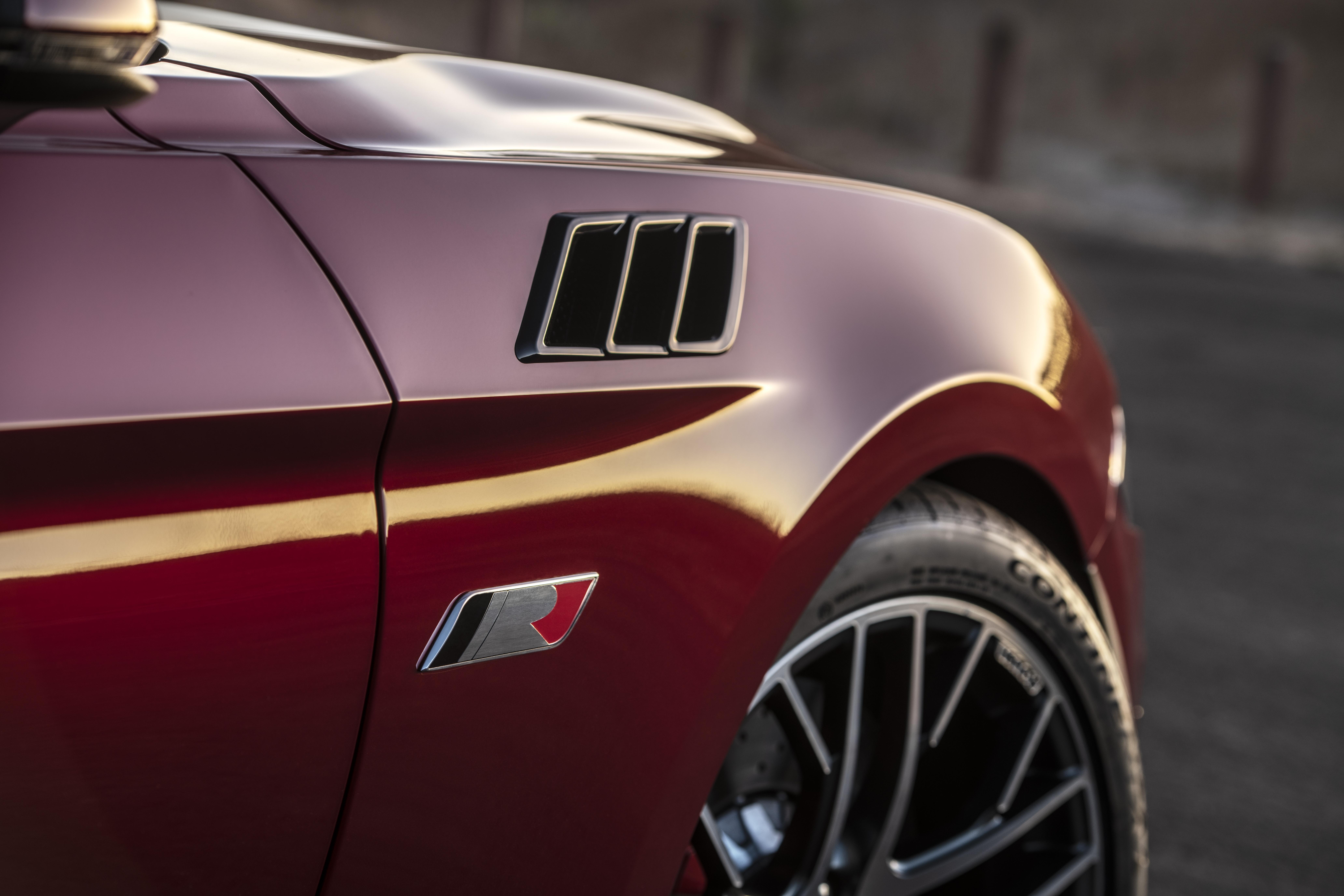 Jack Roush Edition Mustang