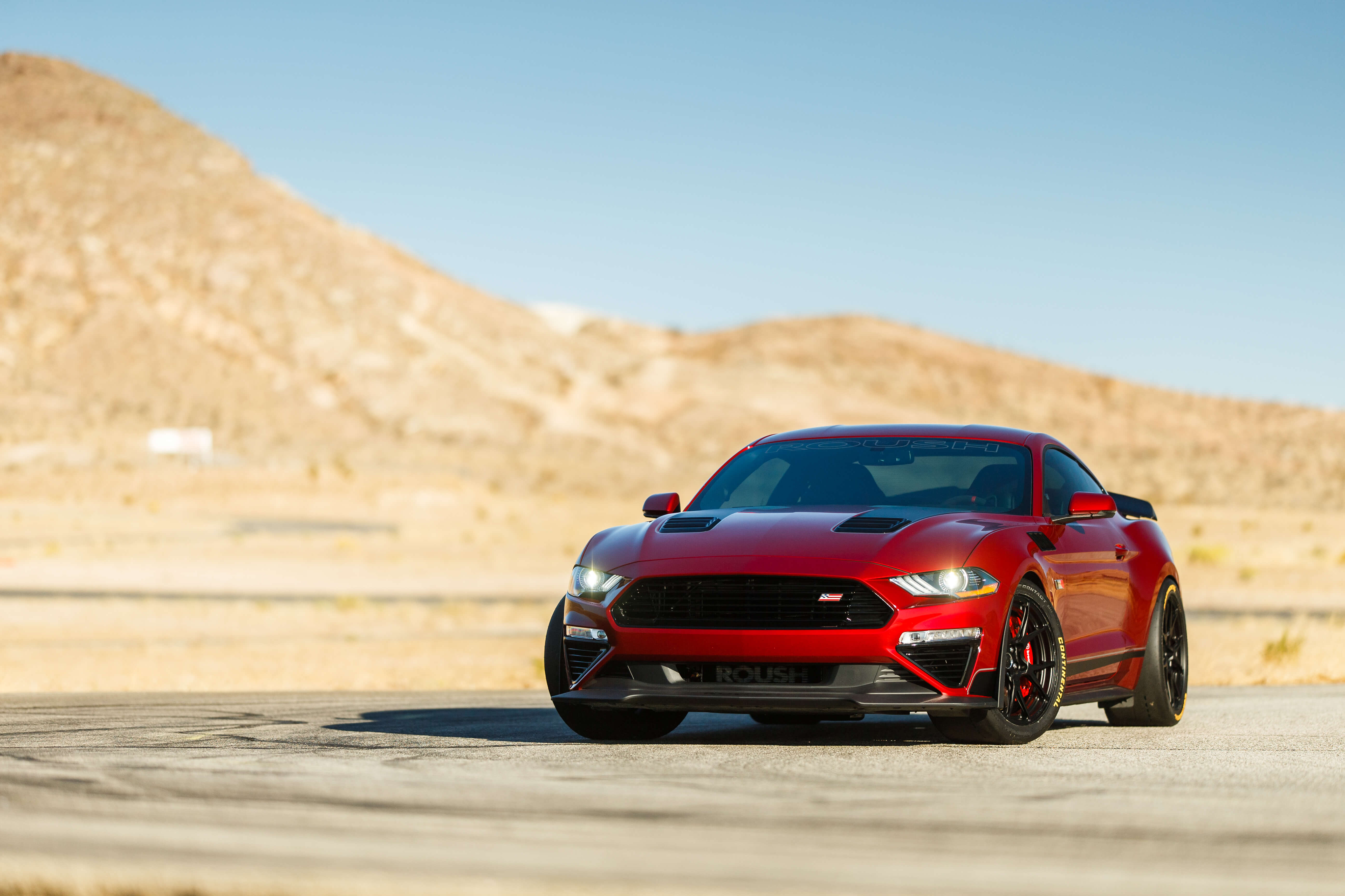 The Fastest ROUSH Mustang to date | Jack Roush Edition Mustang