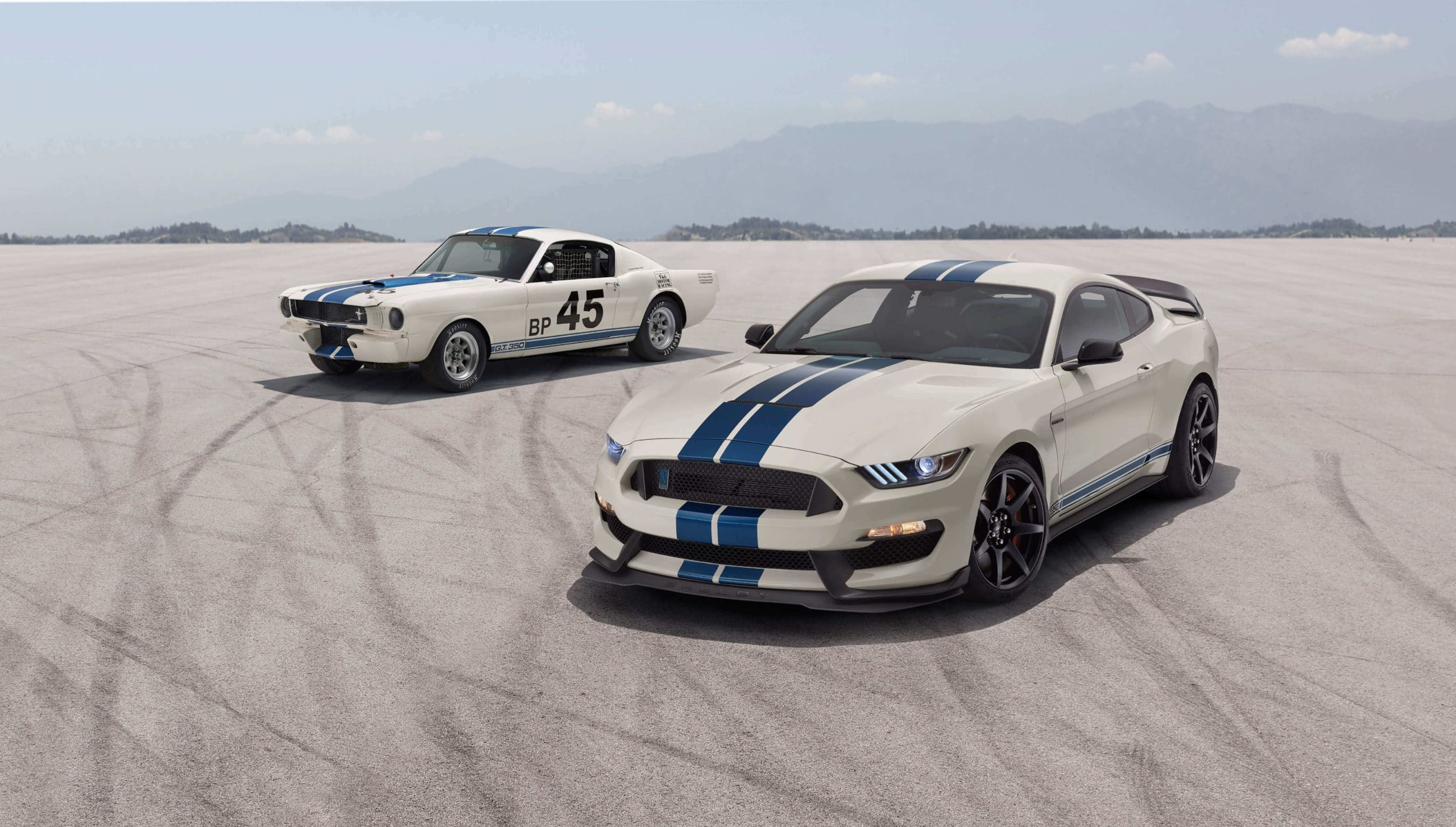 Shelby GT350 55th anniversary