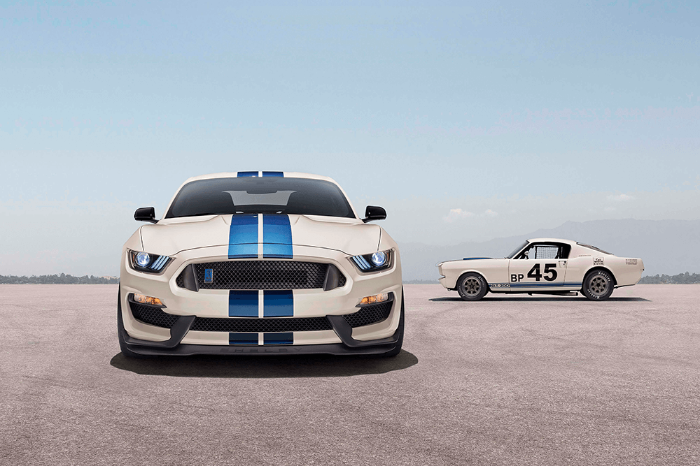 Heritage Edition Shelby GT350