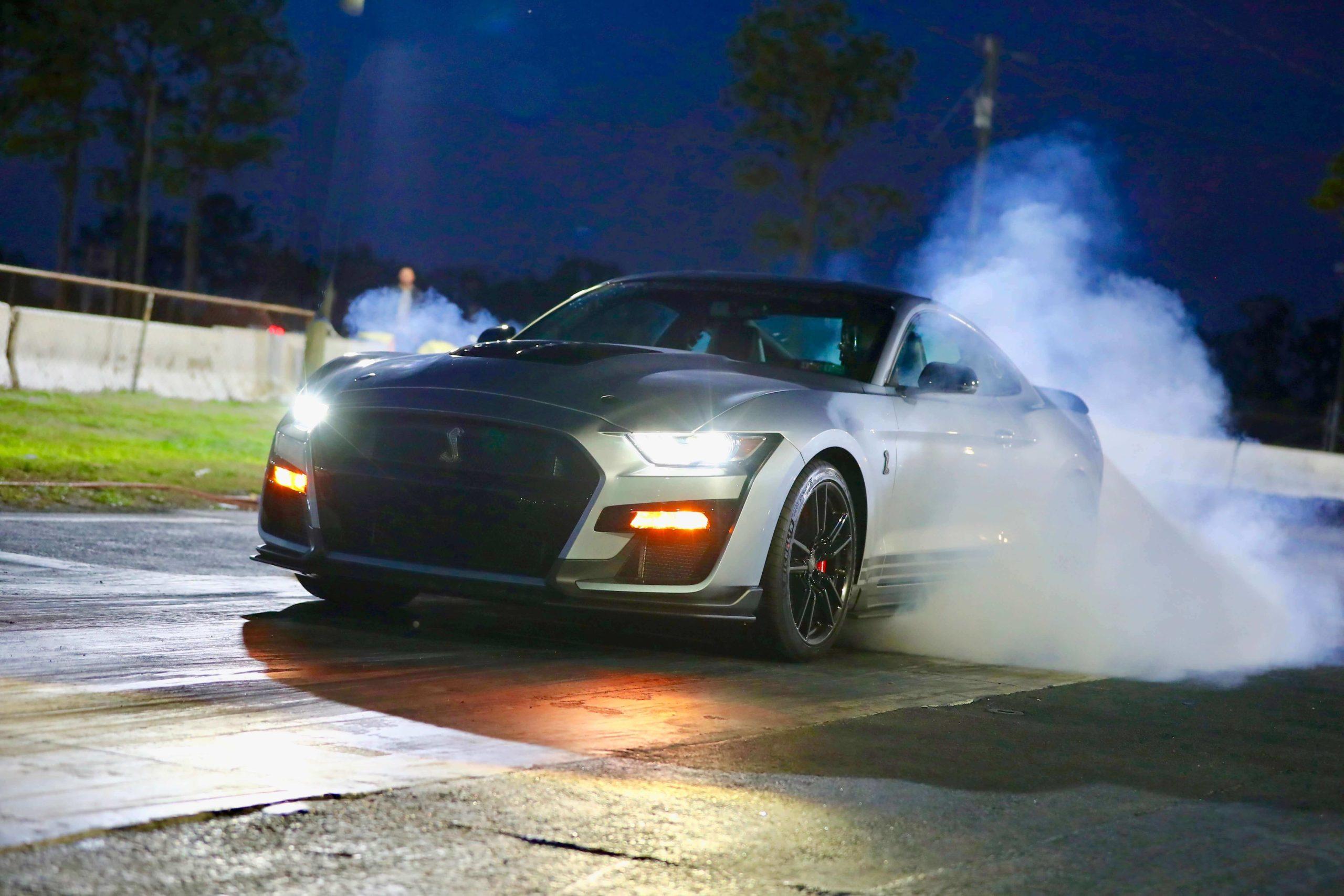 Evolution Performance sets 2020 GT500 1/4 mile record!