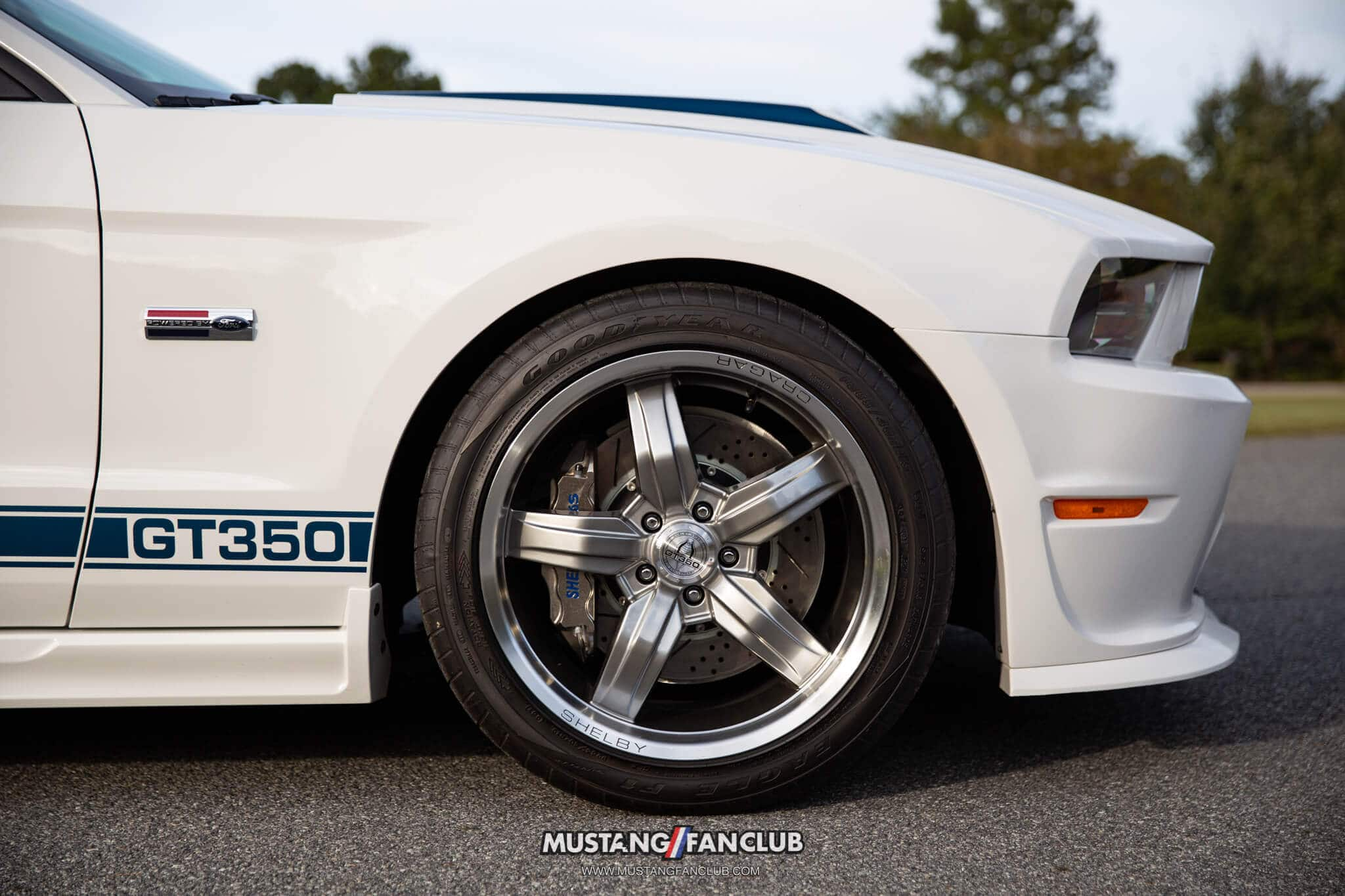 2011 Shelby GT350