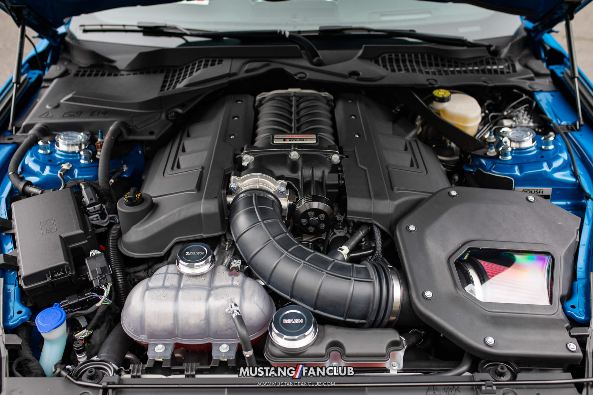 ROUSH 2650 Supercharger