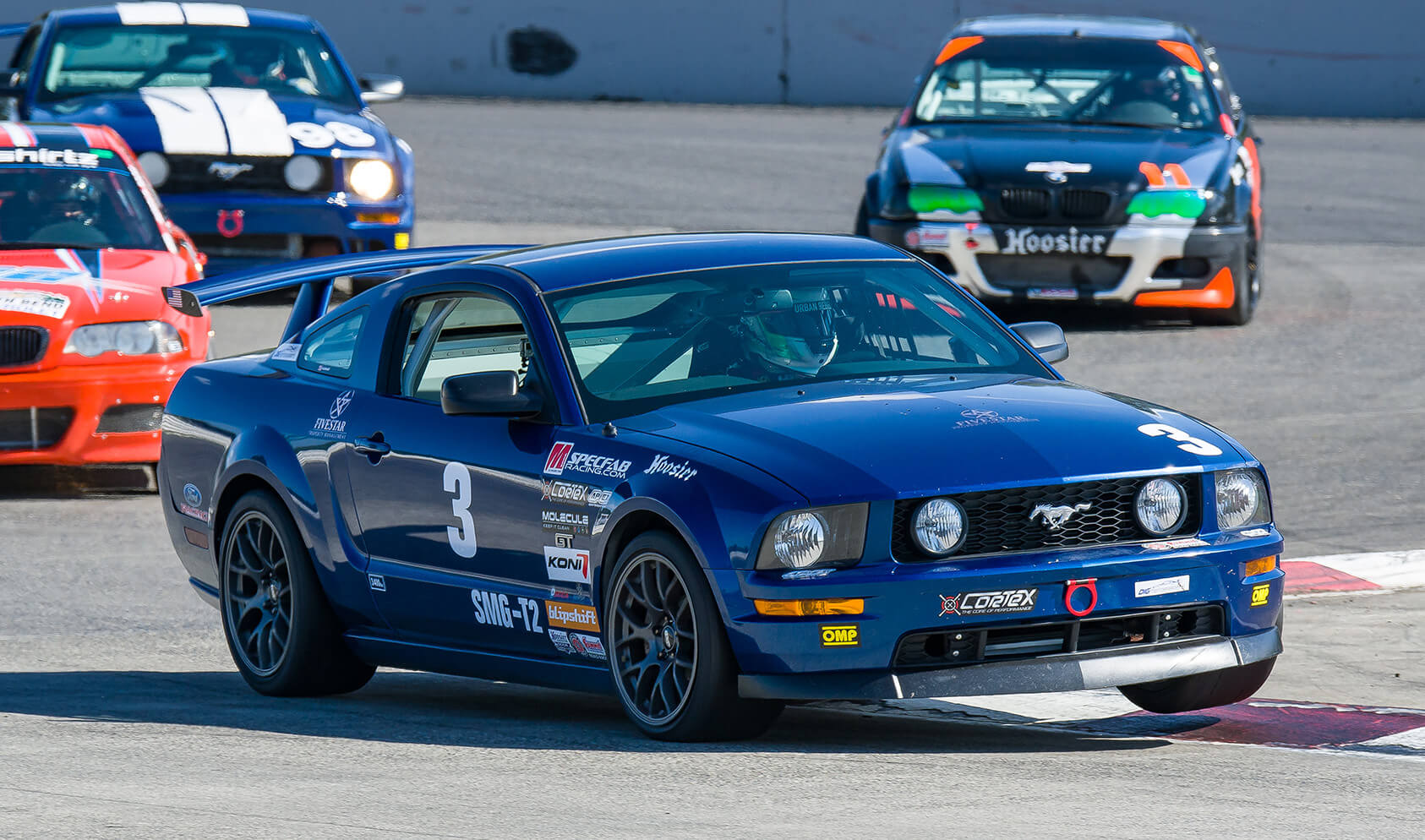 APEX Wheels S197 Mustang