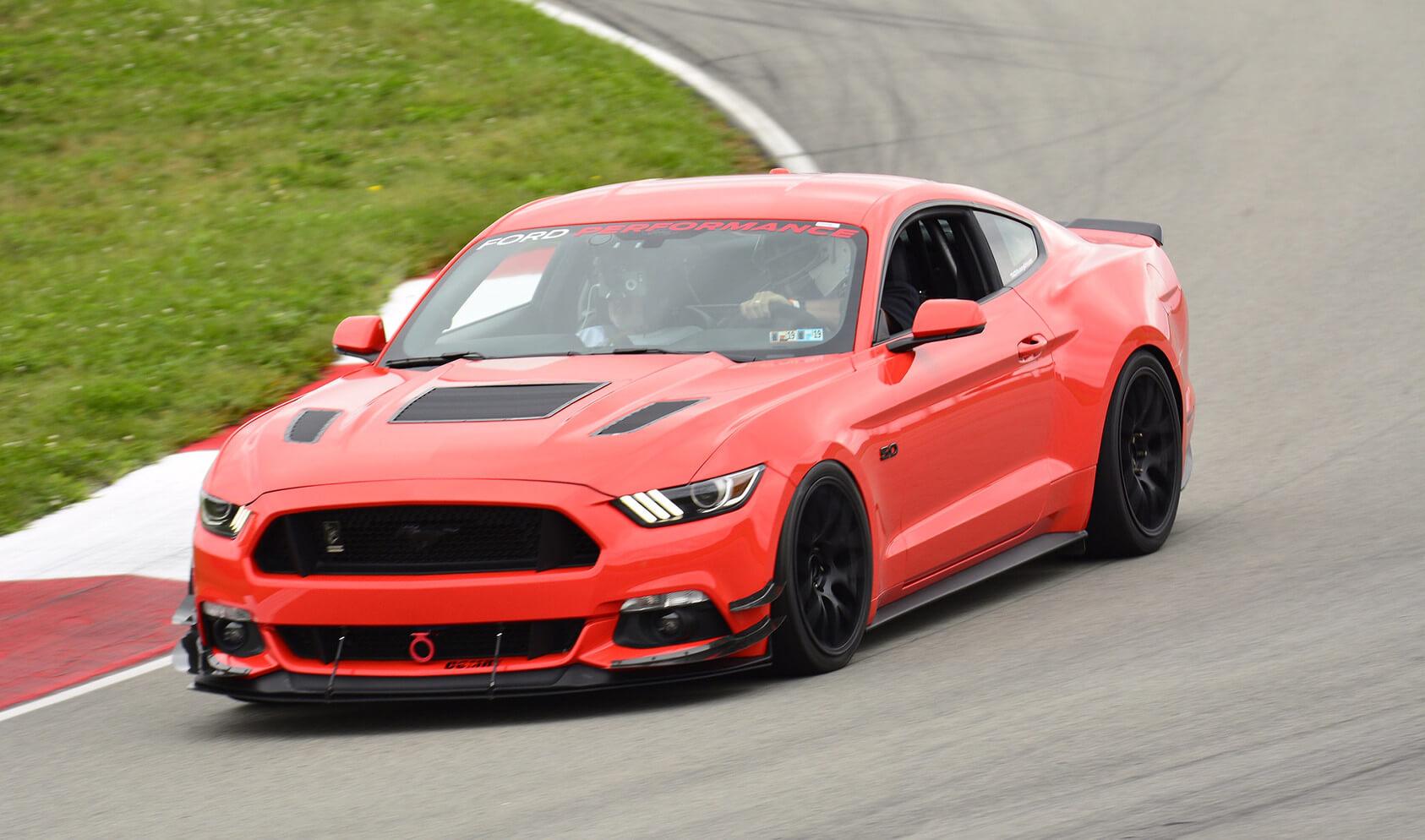 APEX Wheels S550 Mustang