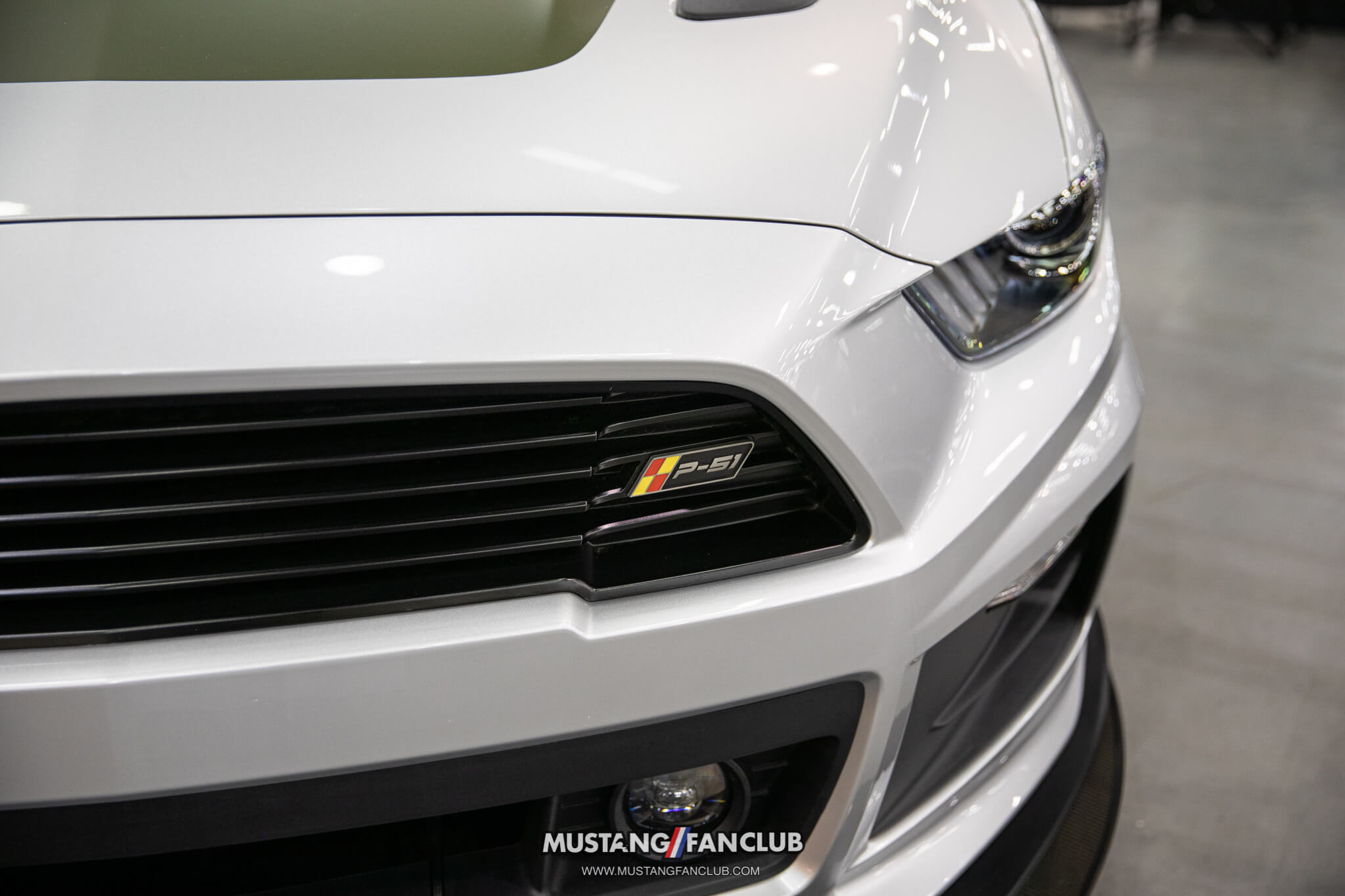 2017 ROUSH Mustang P51 Production Numbers