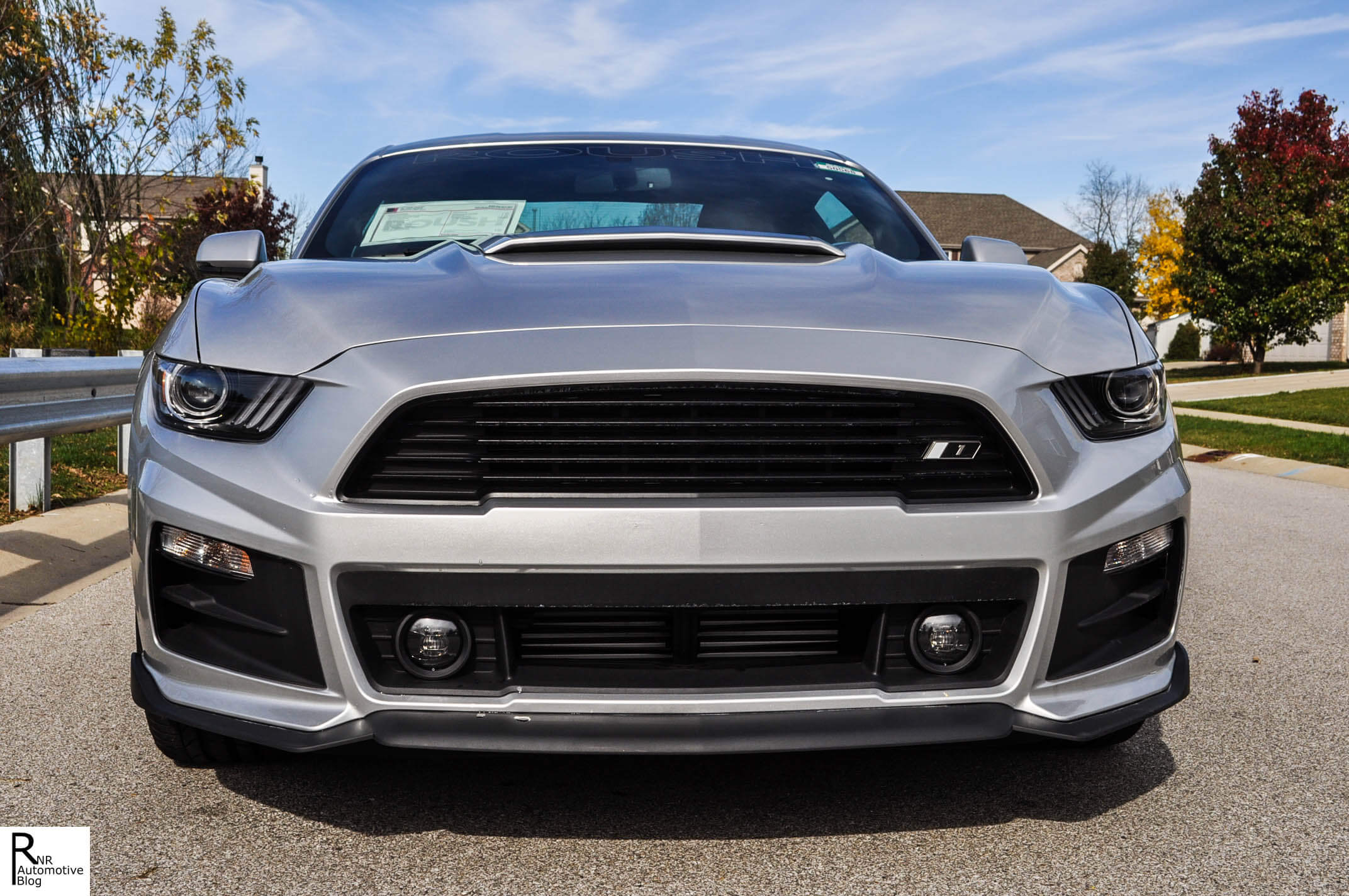 2017 ROUSH Mustang Production Numbers