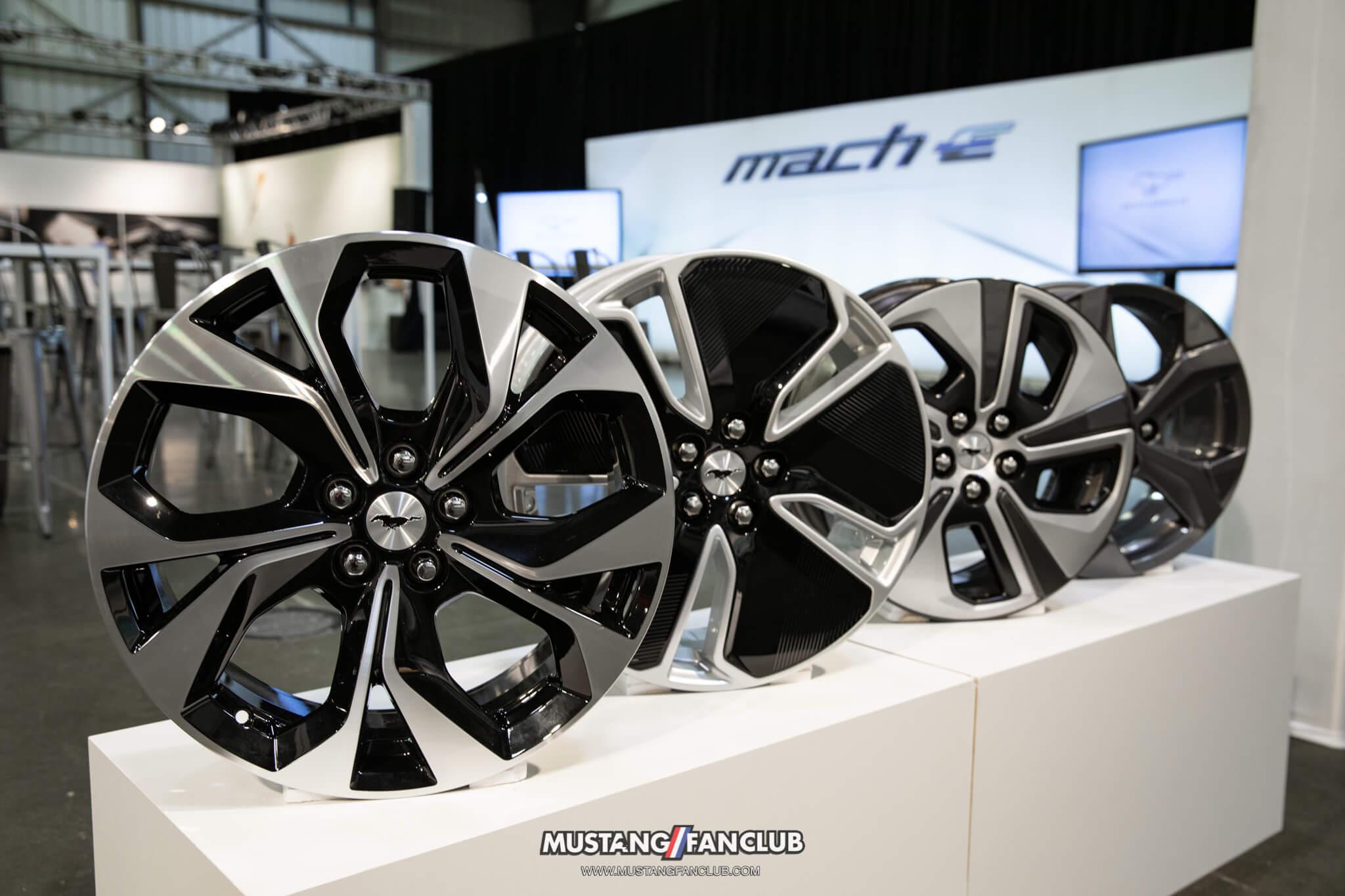 2021 Mach E Wheel Options